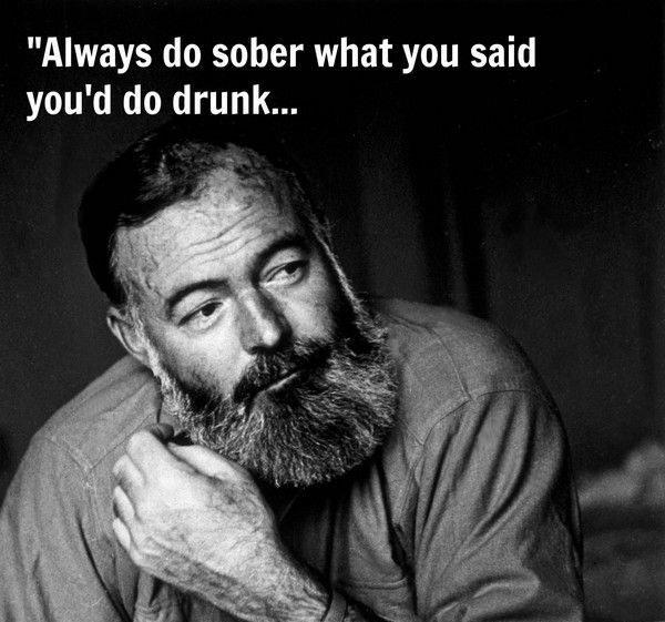 Hemingway lezioni di scrittura