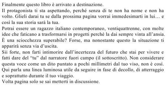 Fallo prologo | Guide Self Publishing e scrittura online - Storia Continua