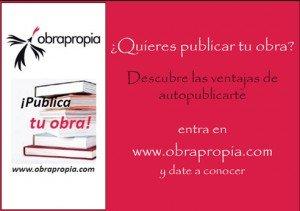 banner obrapropia   Guide Self Publishing e scrittura online - Storia Continua