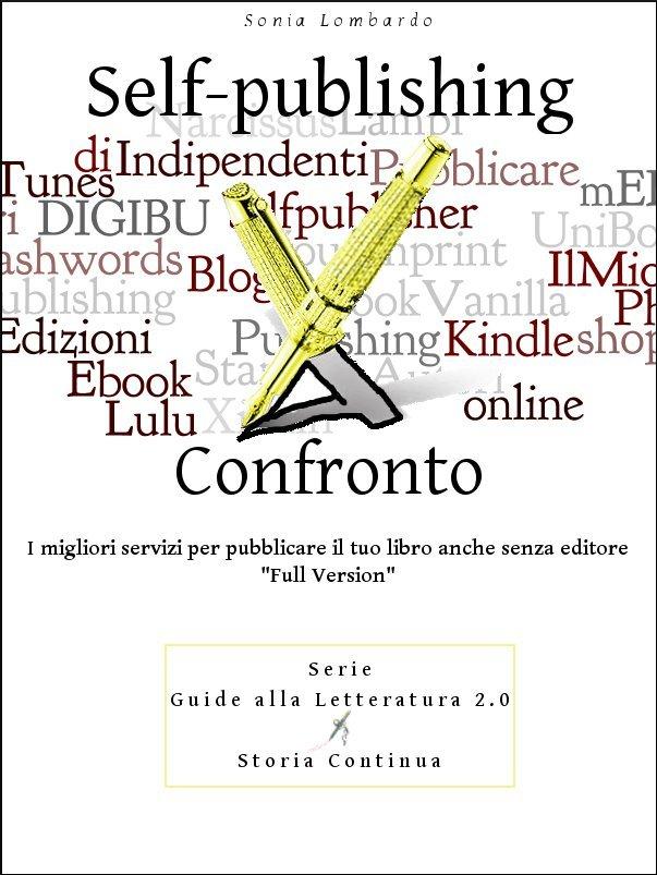 Immagine copertina | Guide Self Publishing e scrittura online - Storia Continua