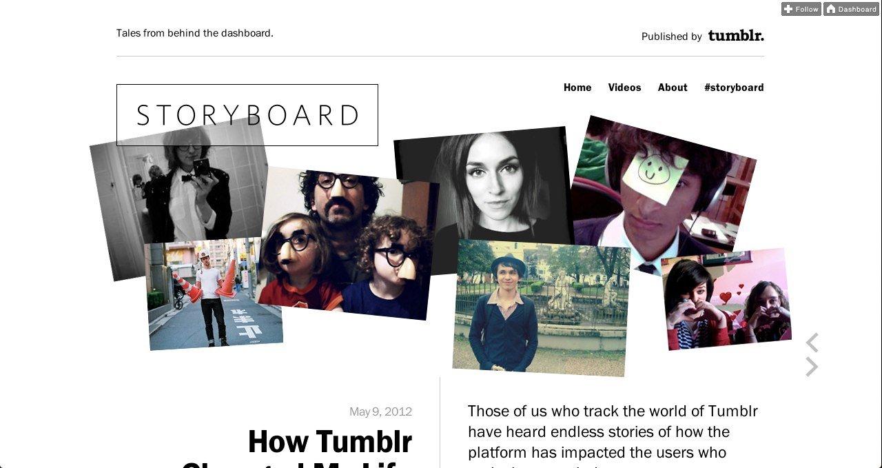 Storyboard | Guide Self Publishing e scrittura online - Storia Continua