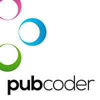 pubcoder logo   Guide Self Publishing e scrittura online - Storia Continua