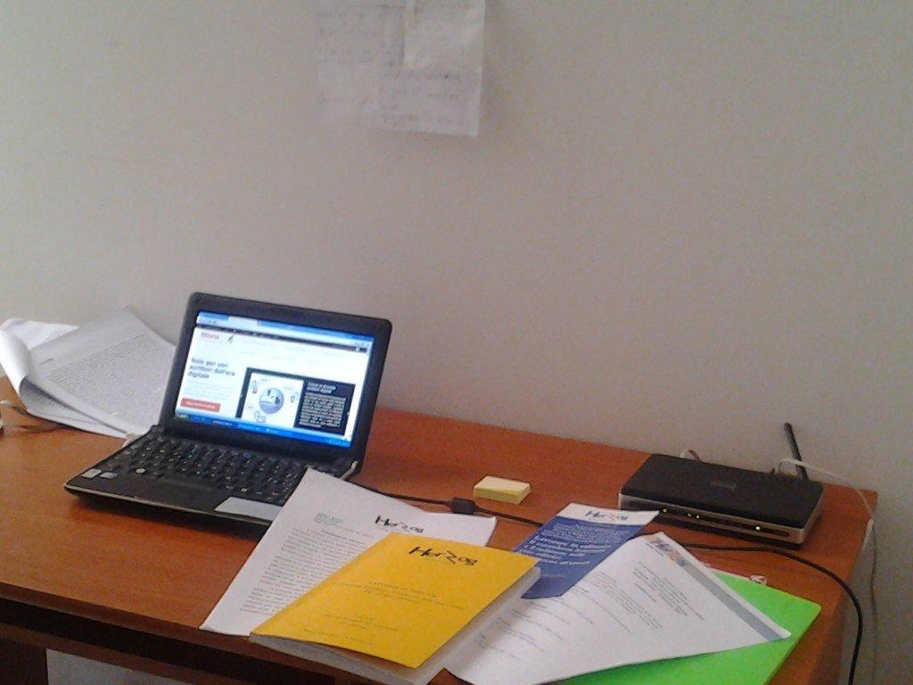 La scrivania di Storiacontinua