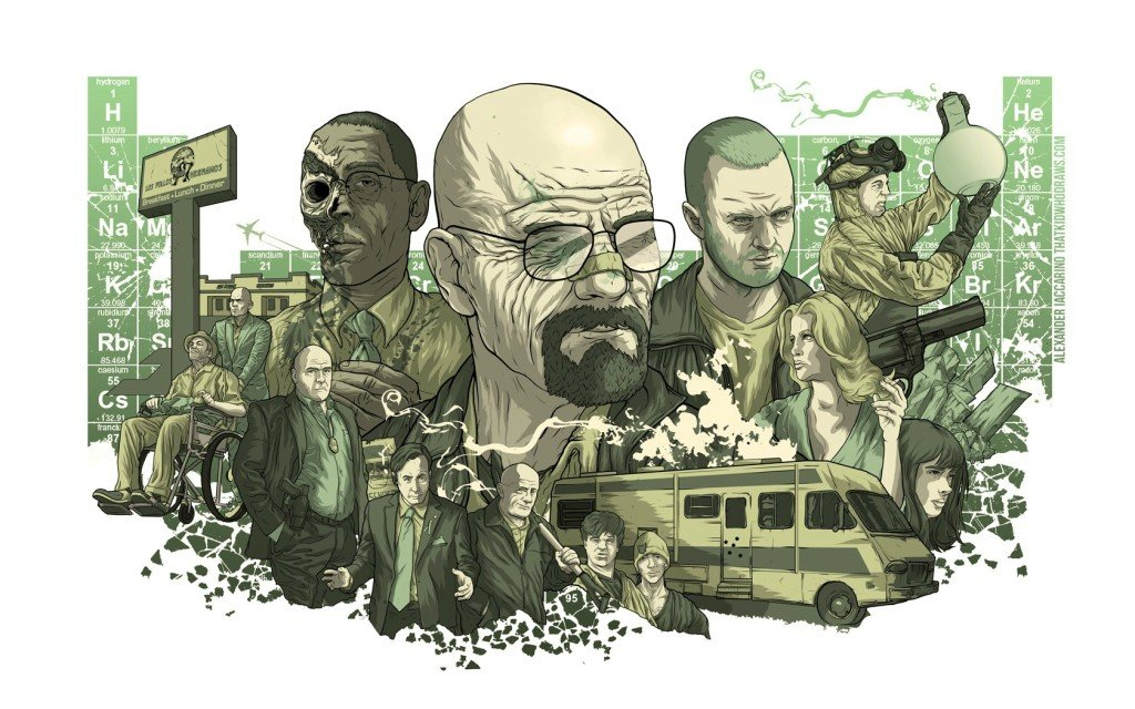 Breaking Bad Storyworld