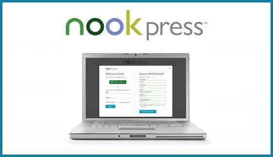 NOOK Press | Guide Self Publishing e scrittura online - Storia Continua