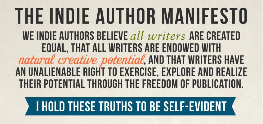 indiemanifestoHeader | Guide Self Publishing e scrittura online - Storia Continua