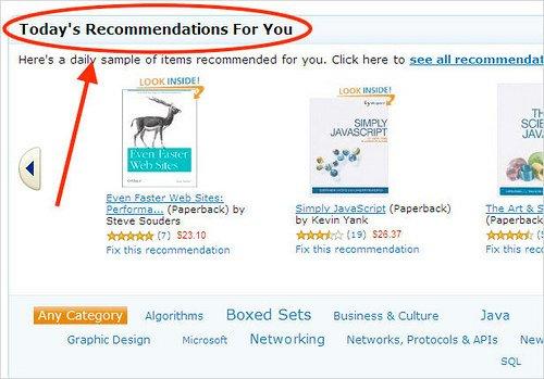 algoritmo_raccomandazioni_Amazon