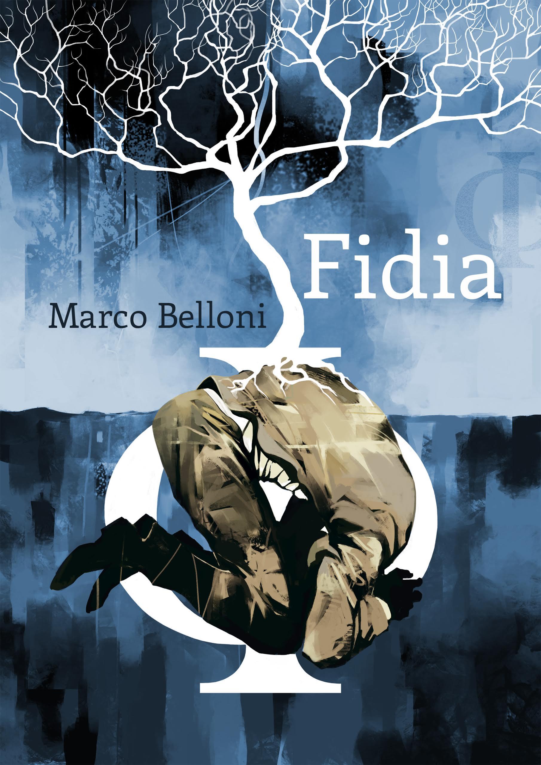 Fidia Copertina di Cosimo Miorelli | Guide Self Publishing e scrittura online - Storia Continua