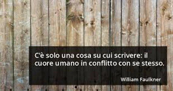 William Faulkner citazione