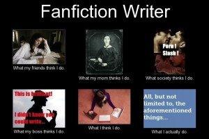 scrivere fanfiction