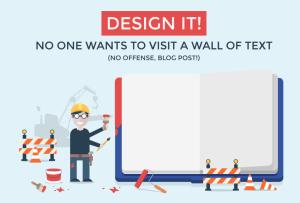 Creare ebook - design