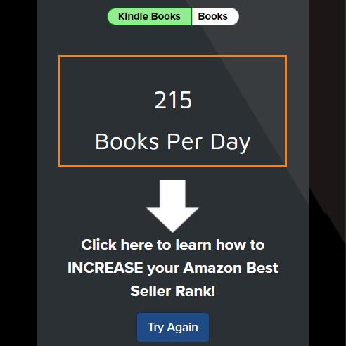 calcolatore di vendite su Amazon