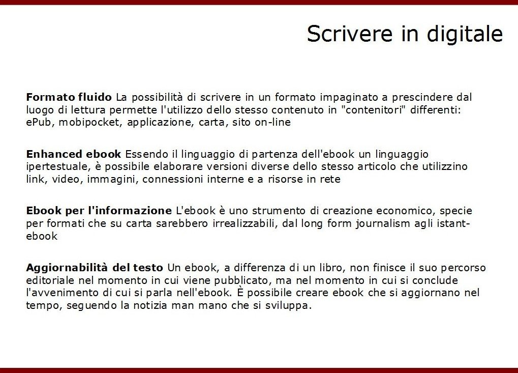 ScrivereDigitale