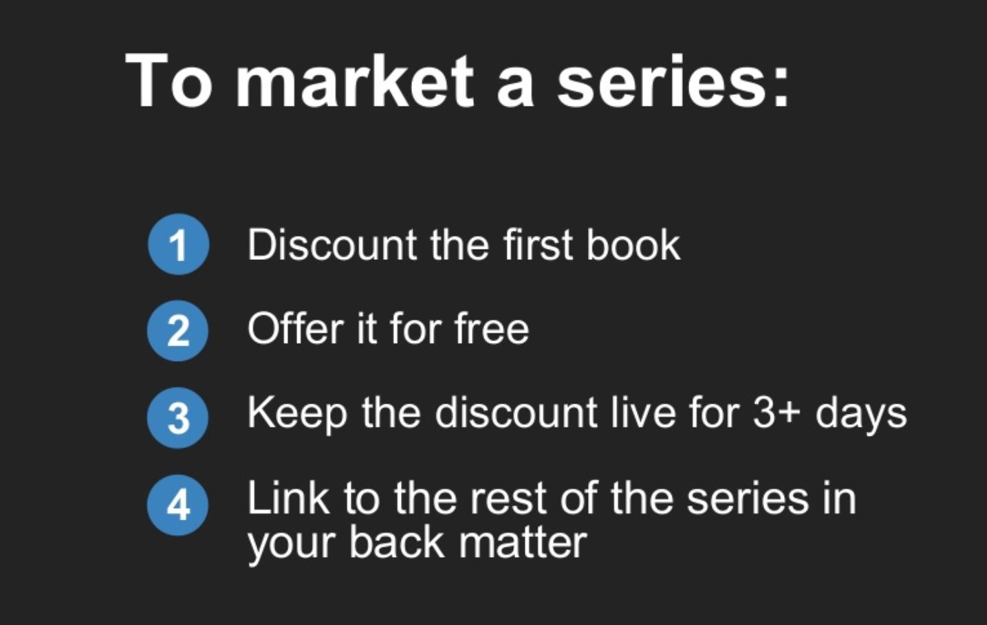 come promuovere un romanzo seriale