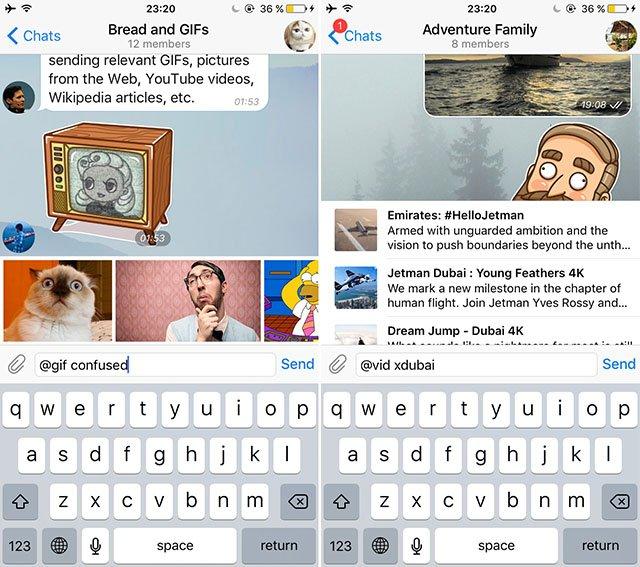 Telegram Bot Inline | Guide Self Publishing e scrittura online - Storia Continua