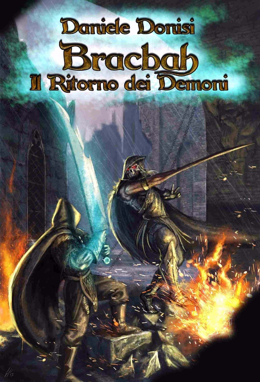 Bracbah - Il ritorno dei demoni amazon 92