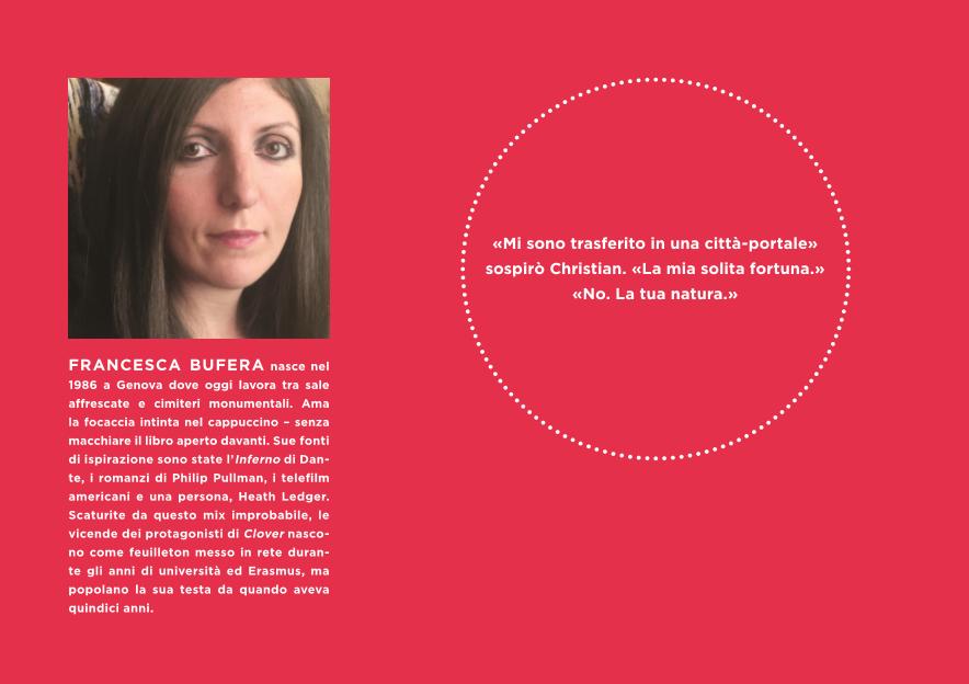 Da EFP Fanfiction all'editoria tradizionale, la storia di Francesca Bufera