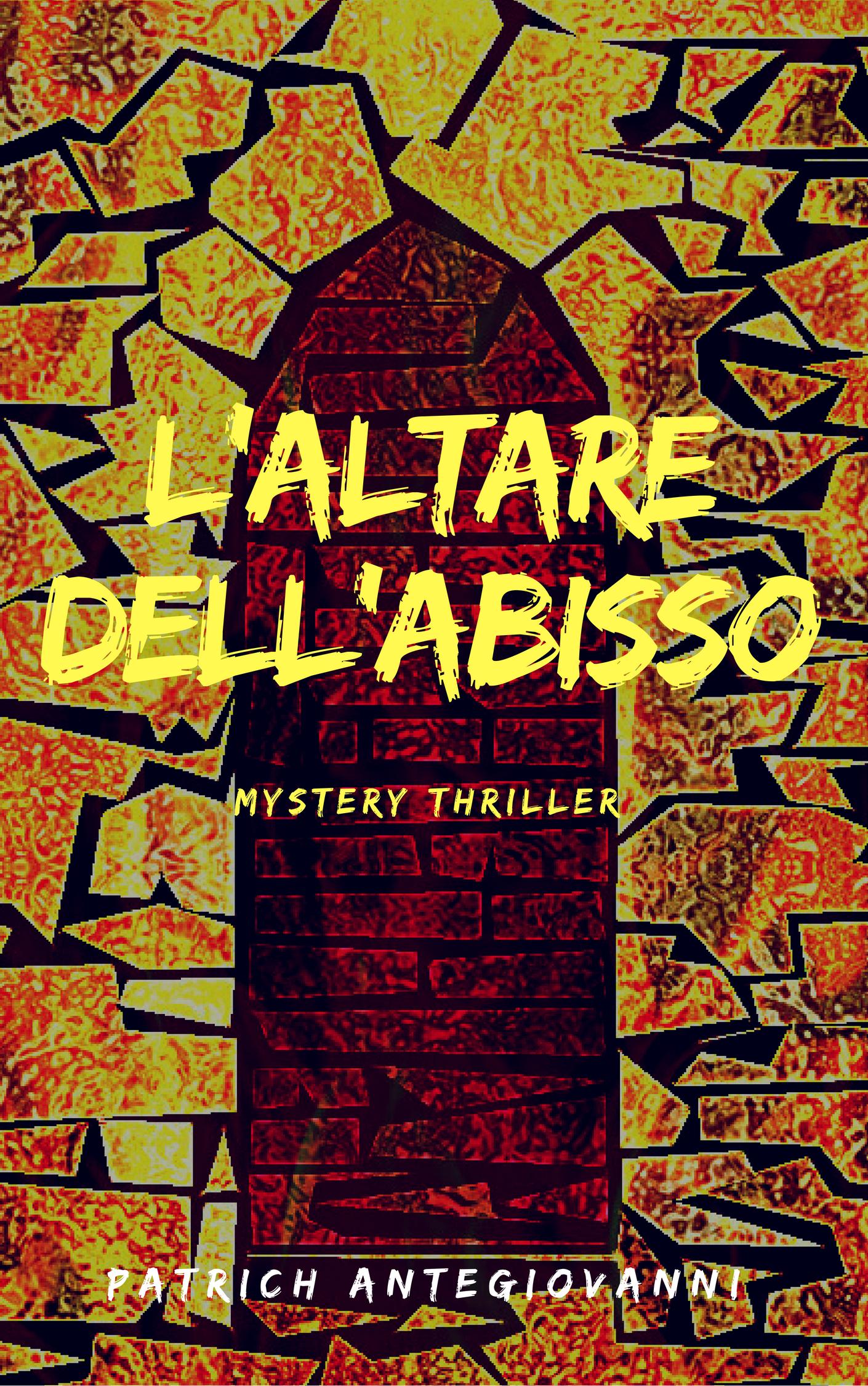 Laltaredellabisso copertina | Guide Self Publishing e scrittura online - Storia Continua