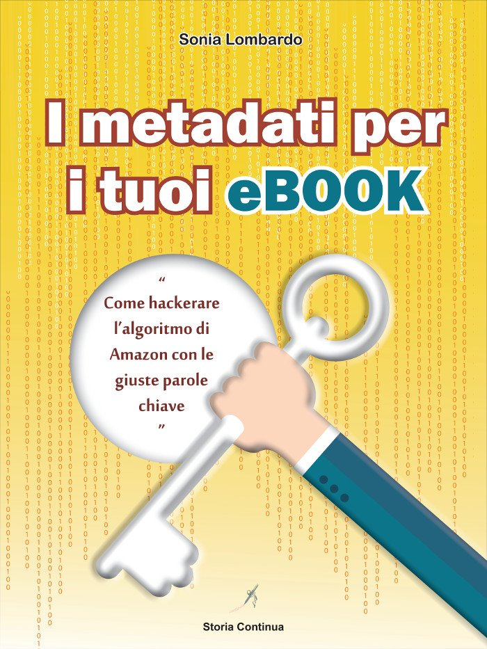 Copertina I metadati per gli ebook