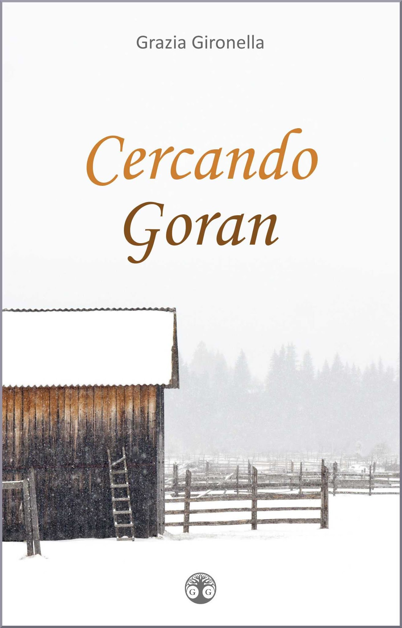 copertina romanzo Cercando Goran