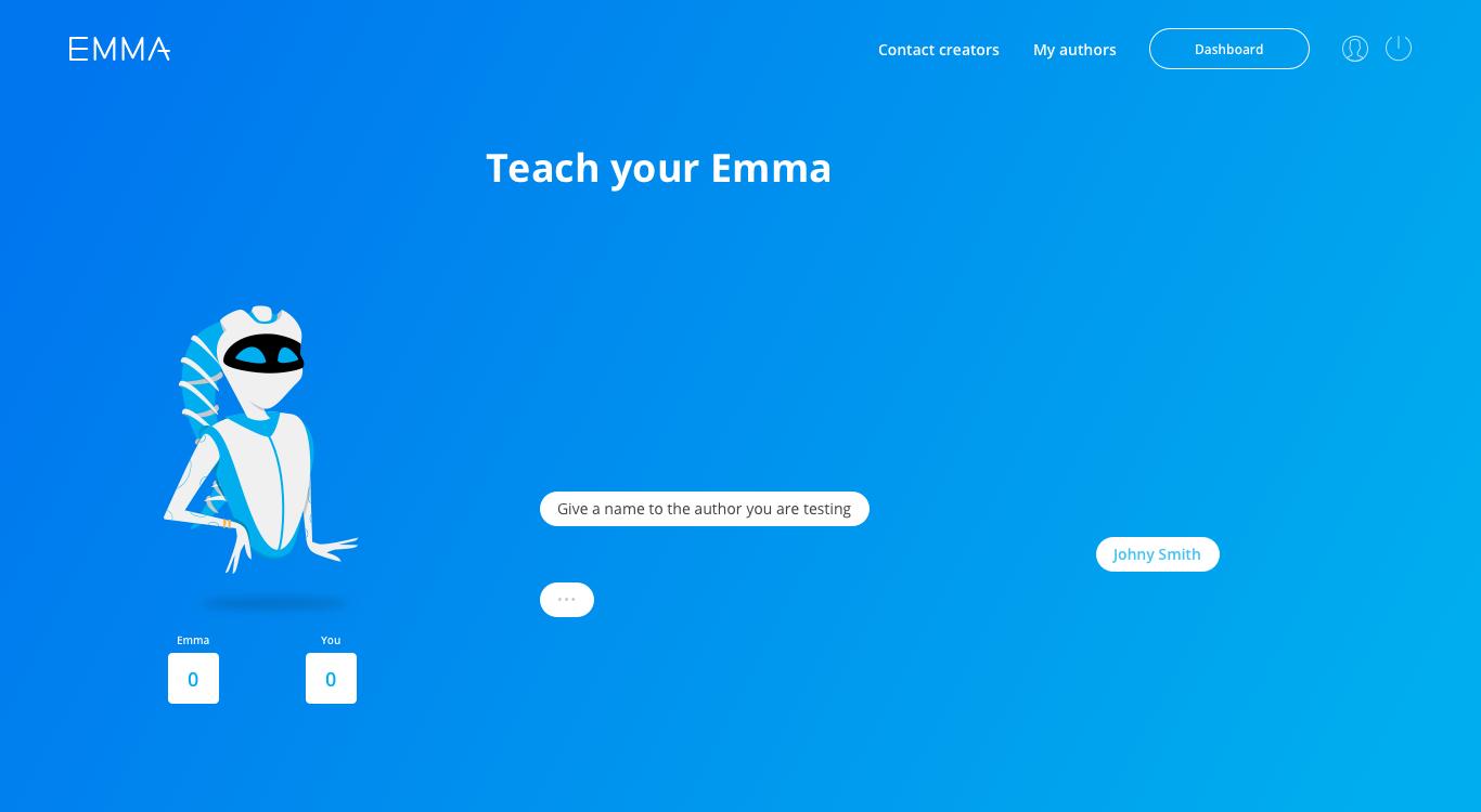 Emma Identity Bot
