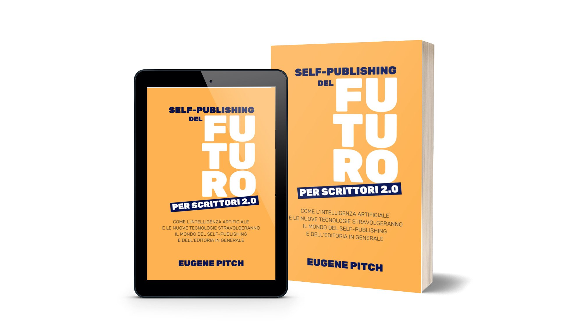 Eugene Pitch Ebook per Scrittori 2.0
